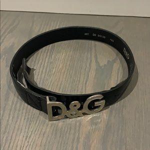 Dolce & Gabbana Women's belt sz 65